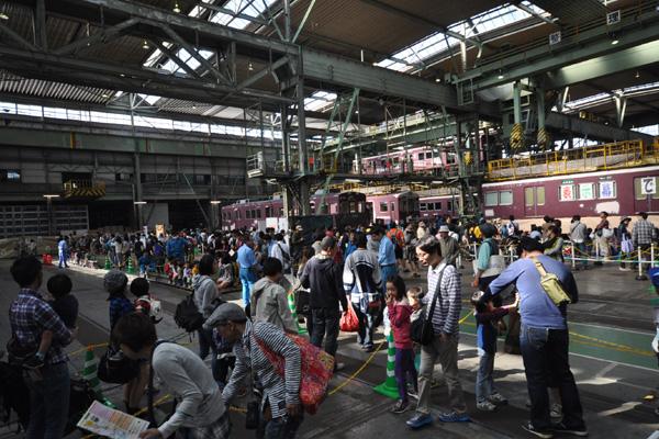 阪急レールウェイフェスティバル 2014