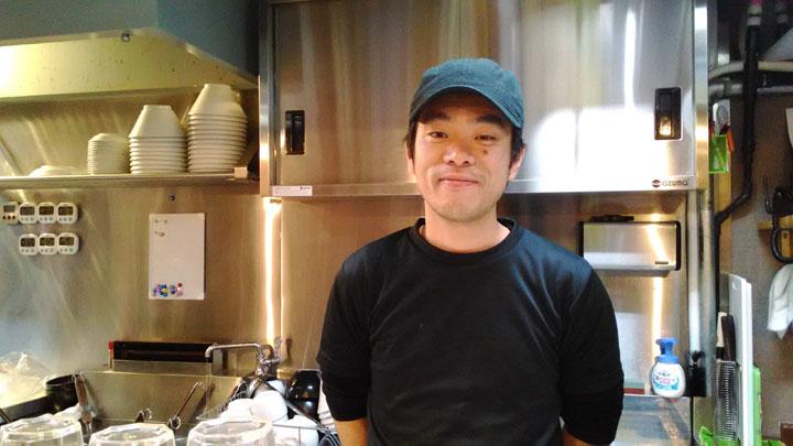 麺屋 橋 橋本さん