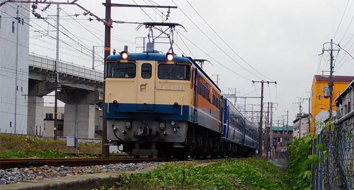 EF65PF型