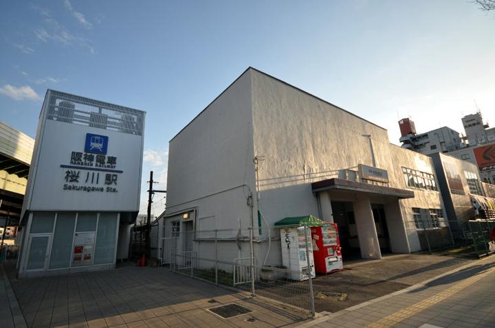 南海汐見橋駅