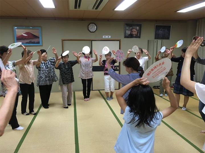 中津納涼祭盆踊り