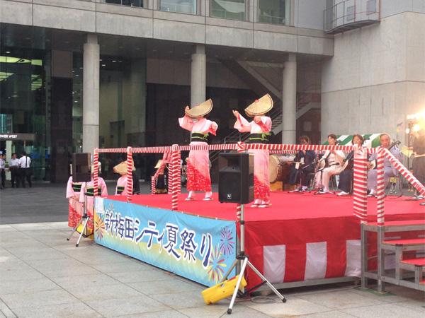 新梅田シティ夏祭り