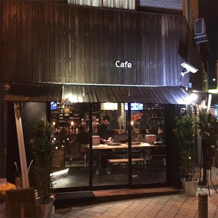 福島区 Park cafe