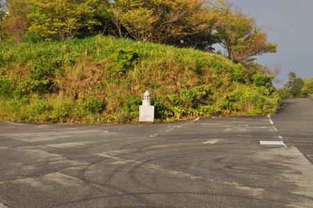 日の岬パーク駐車場