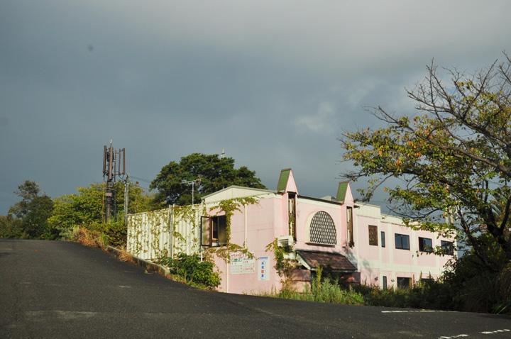 日の岬パークのカラオケ施設