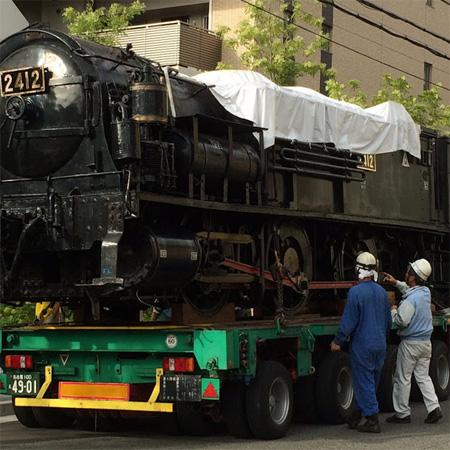 B6形型蒸気機関車