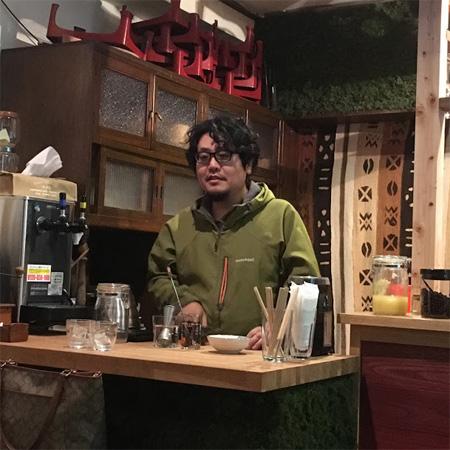 ゲストハウス木雲オーナー森川真嗣さん