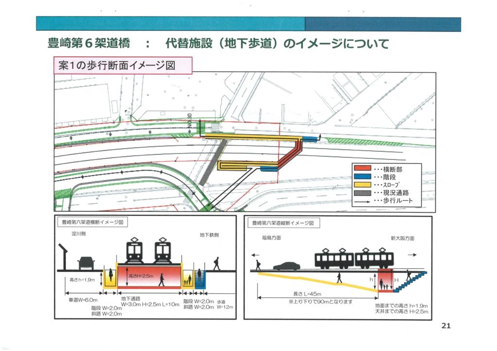 うめきた2期区域基盤整備事業《JR東海道線支線地下化事業》に関する説明会の追加資料 21/25