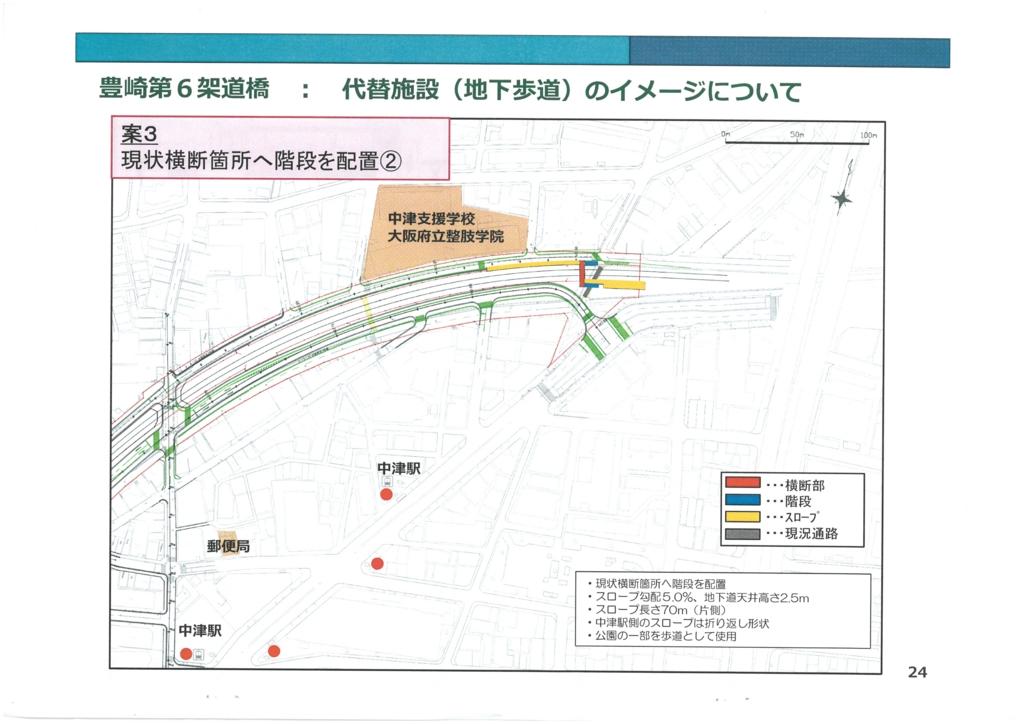 うめきた2期区域基盤整備事業《JR東海道線支線地下化事業》に関する説明会の追加資料 24/25